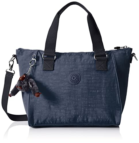 af48637996 Kipling Amiel Alaskan Blue  Handbags  Amazon.com