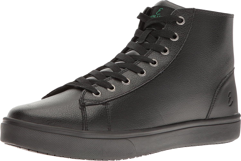 Emeril Lagasse Men's Read Slip-Resistant Shoe, Black, 9 W US