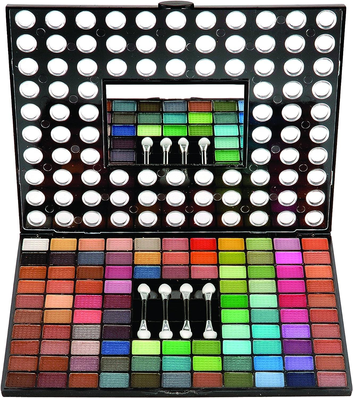 Body Collection, Sombra de ojos (paleta 98 sombras) - 384 gr.