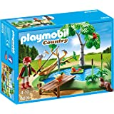 Playmobil - 6816 - Ilot avec Pécheur et Animaux