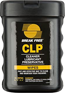 product image for Break-Free BFI-WW CLP Multi-Surface Wipes (20-Sheets), 6.75 x 3-Inch