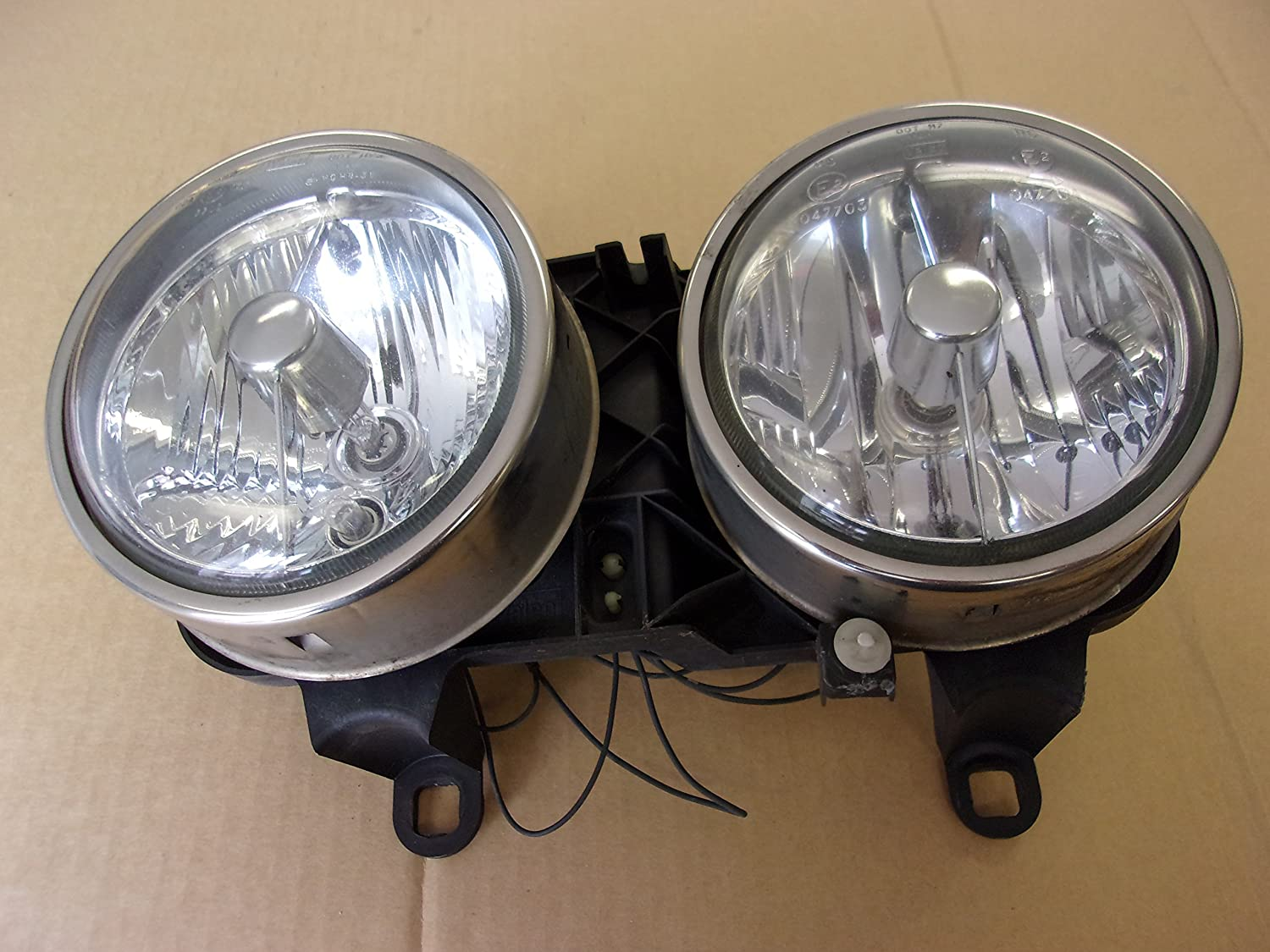 JAGUAR XJ8 VANDEN PLAS LEFT DRIVER HEADLIGHT HIGH LOW BEAM LAMPS 1998  2003