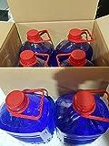 5x 5L Scheibenfrostschutz Frostschutzmittel 25L Waschanlagenzusatz gebrauchsfertig -30 Deutsche Ware
