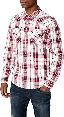 Levis Barstow Western, Camisa Hombre