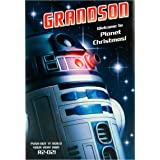 Hallmark Star Wars Christmas Card To Grandson 'Welcome To The Planet' - Medium