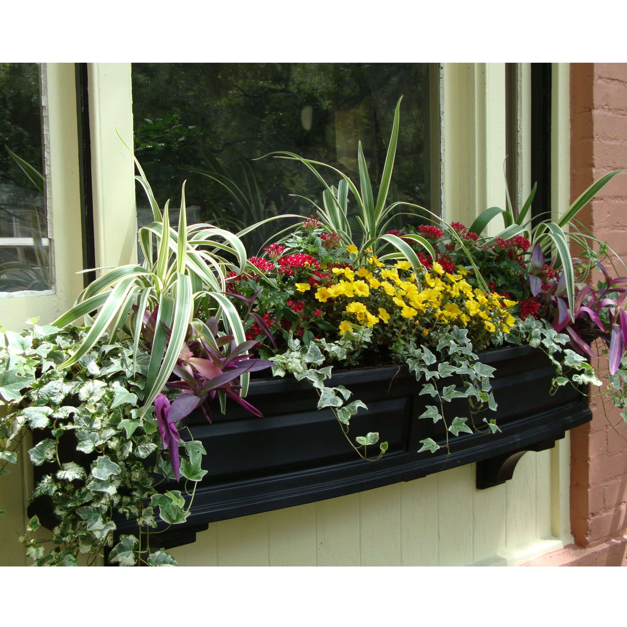 Nantucket 5' Window Box Planter by Mayne