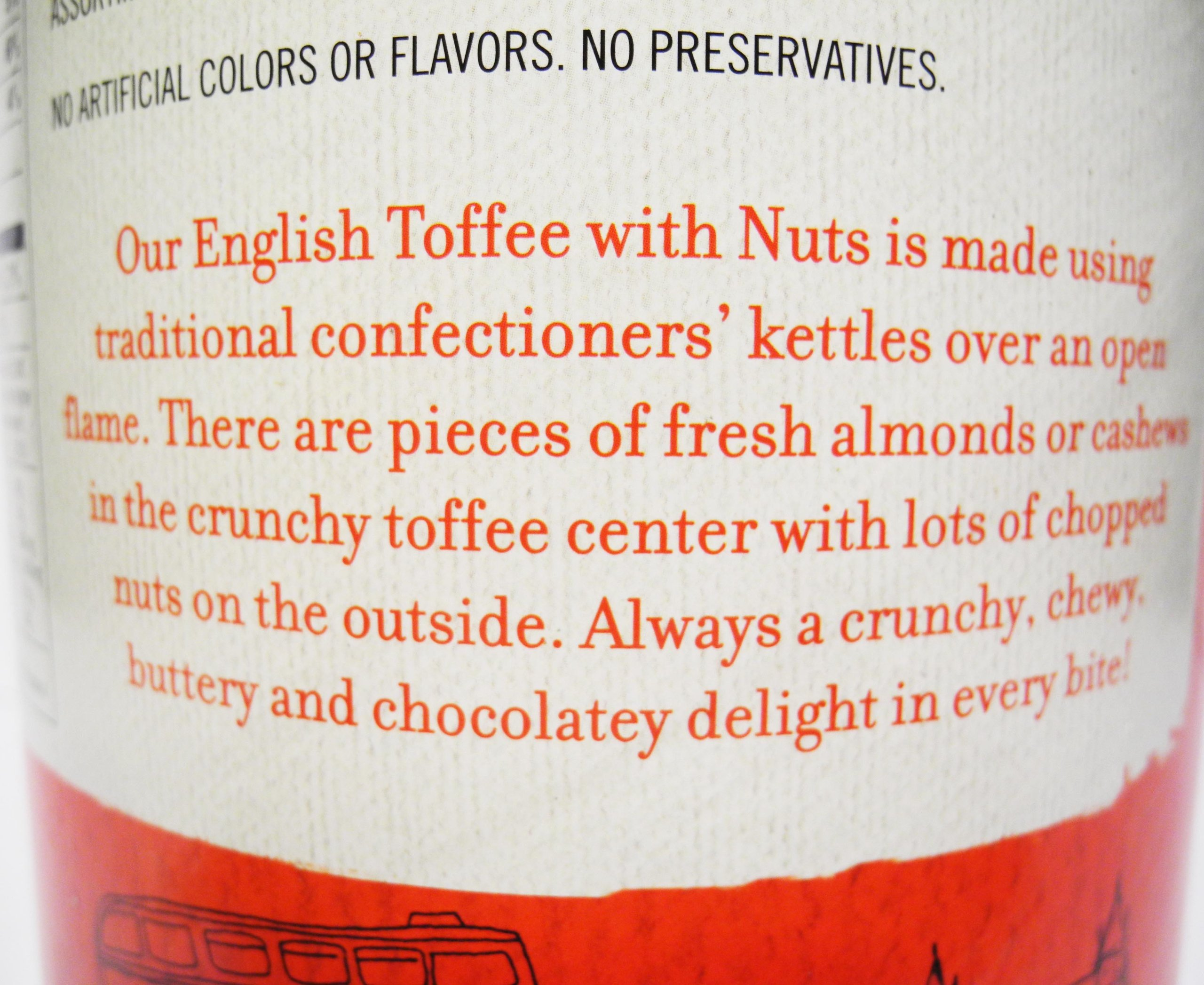 Trader Joes English Toffee With Nuts,30 oz by Trader Joe's (Image #2)