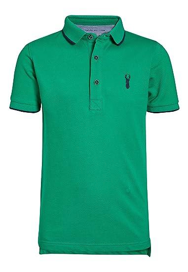 next Niños Camiseta Polo (3-16 Años) Verde 16 Años: Amazon.es ...