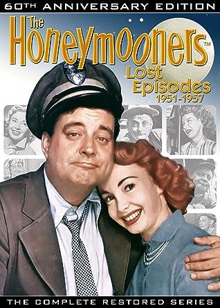 Amazoncom The Honeymooners Lost Episodes 1951 1957 The