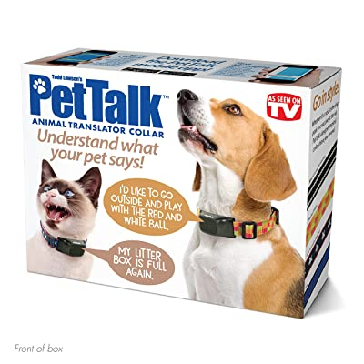 """Prank Pack """"Pet Talk"""" - Wrap Your Real Gift in a Prank Funny Gag Joke Gift Box - by Prank-O - The Original Prank Gift Box 