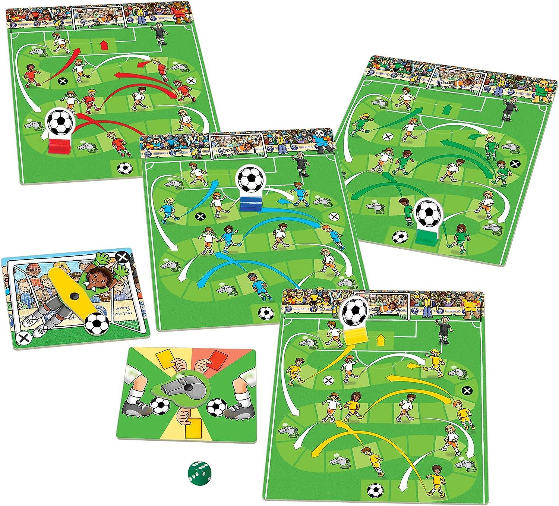 Orchard_Toys - Juego de Mesa de fútbol: Orchard Toys Football Game (Assorted Colours): Amazon.es: Juguetes y juegos