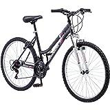 "Roadmaster 26"" Granite Peak Women's Mountain Bike, Black"