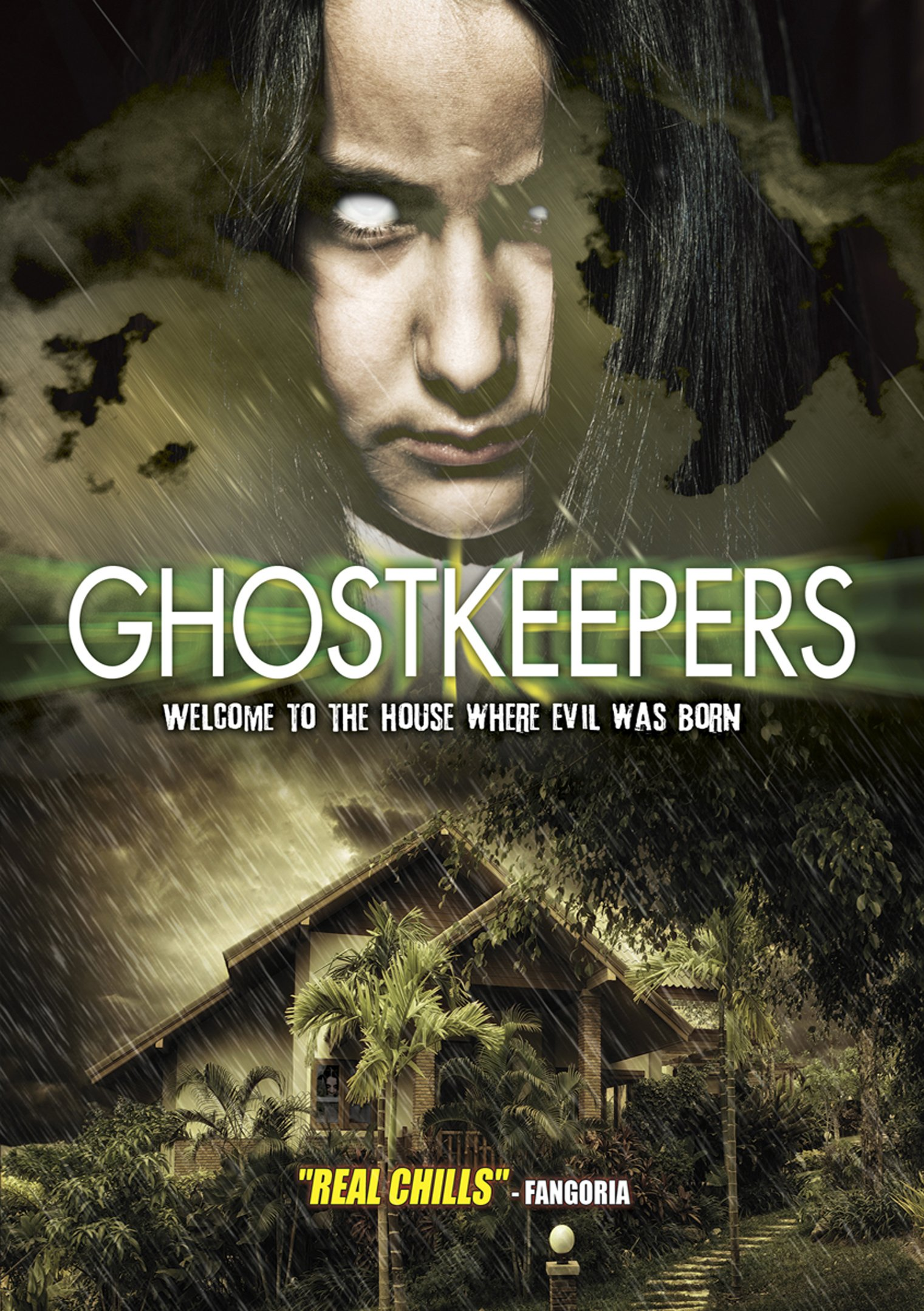 DVD : Anthony D.P. Mann - Ghostkeepers (Dolby)