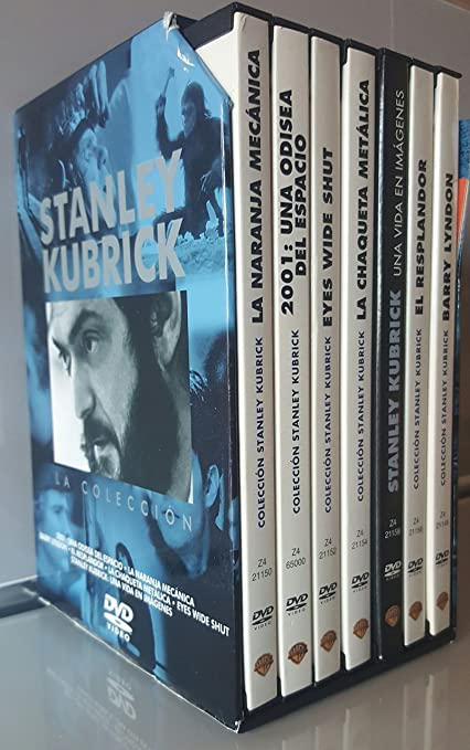 Pack Stanley Kubrick [DVD]: Amazon.es: Aaliyah, Gary Lockwood ...