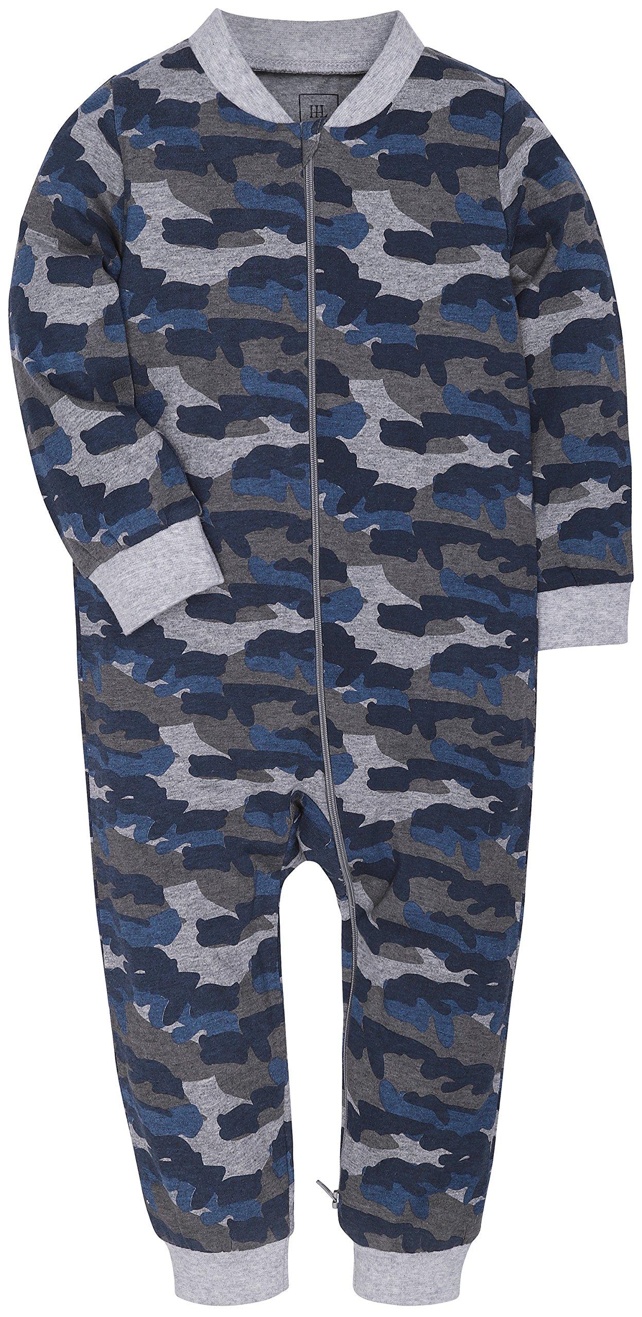MZL 2-Pack Baby Infant Boy Girl Pajamas Romper Clothes Bodysuit Newborn Jumpsuit by MZL (Image #2)