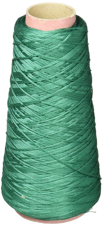 Six Strand Embroidery Cotton 100 Gram Cone Seagreen Dark