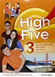 High five. Student's book-Workbook-Exam trainer. Per la Scuola media. Con CD Audio. Con e-book. Con espansione online: 3