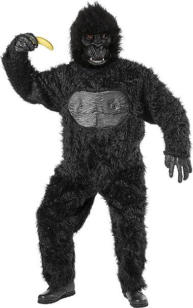 Disfraz de gorila: Amazon.es: Ropa y accesorios