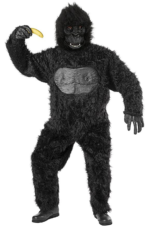 Plush Gorilla Costume by RG Costumes