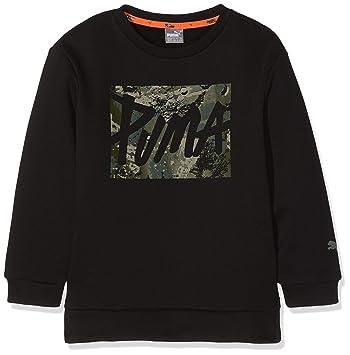 7ae5047e05ce1 Puma Style Crew Sweatshirt Taille Unique  Amazon.fr  Sports et Loisirs