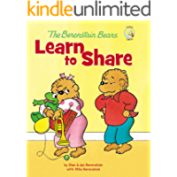The Berenstain Bears Learn to Share (Berenstain Bears/Living Lights: A Faith Story)