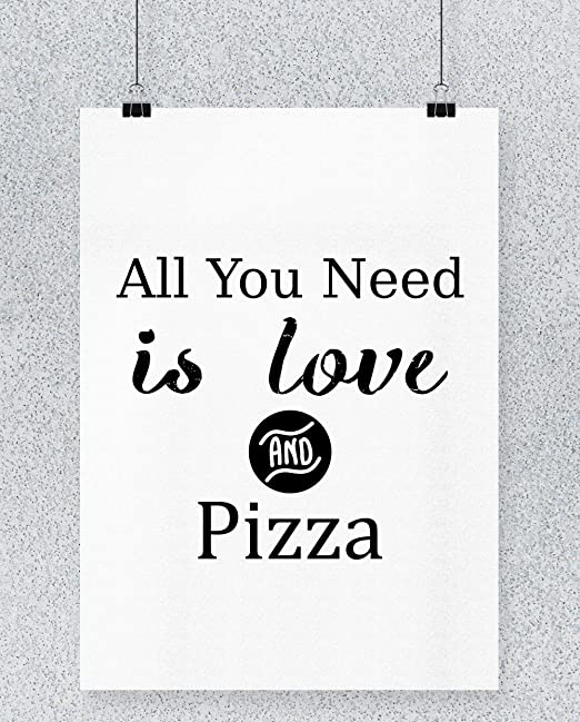 Compra Hippowarehouse All You Need is Love and Pizza Cartel ...