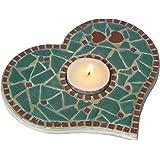 Kit Mosaico Candeliere , Turchese Blu