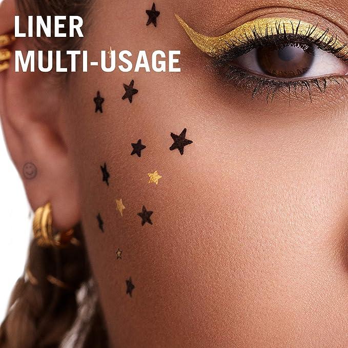 Rimmel London Ink Me Glam Liner Eyeliner Tono 002-9 gr: Amazon.es ...