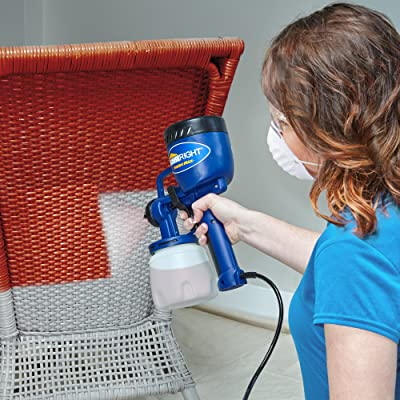 HomeRight finish max c800766 paint sprayer is suitable for use by DIY painters to paint small surface