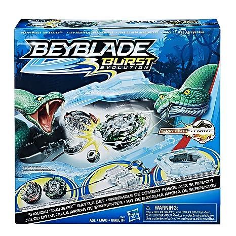 Amazon Com Beyblade Burst Evolution Toys Games