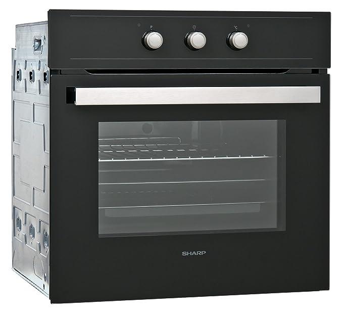 Sharp Home Appliances K-50M15BL2 - Horno (Medio, Horno ...