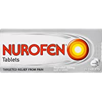 Nurofen Tablets Pain Relief 200mg 24 Pack