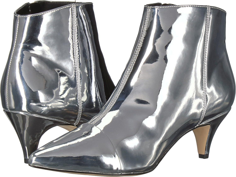 Sam Edelman Women's Kinzey Fashion Boot B06XC9B44Y 7.5 B(M) US|Soft Silver