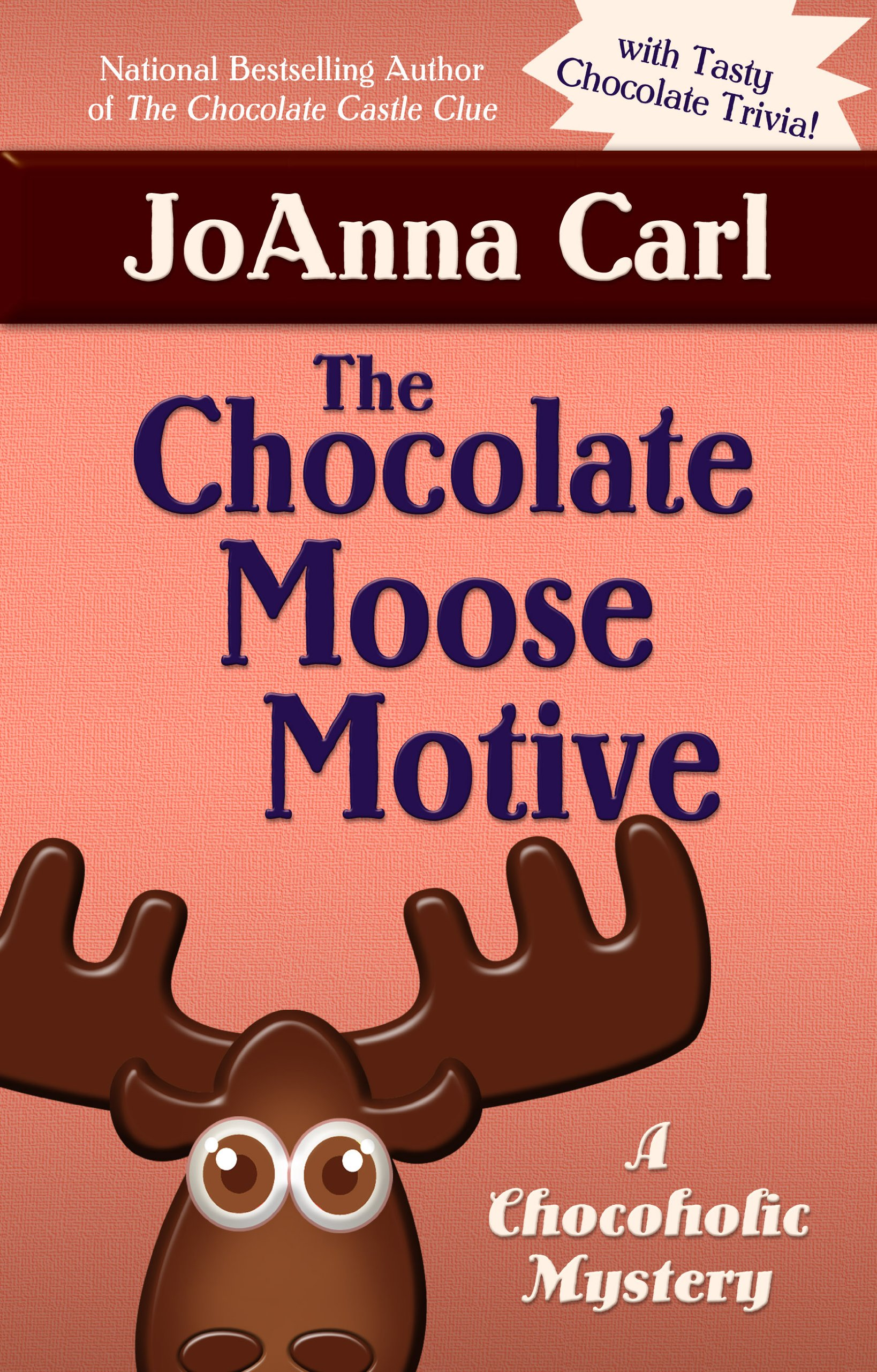The Chocolate Moose Motive (Thorndike Press Large Print Mystery Series) PDF