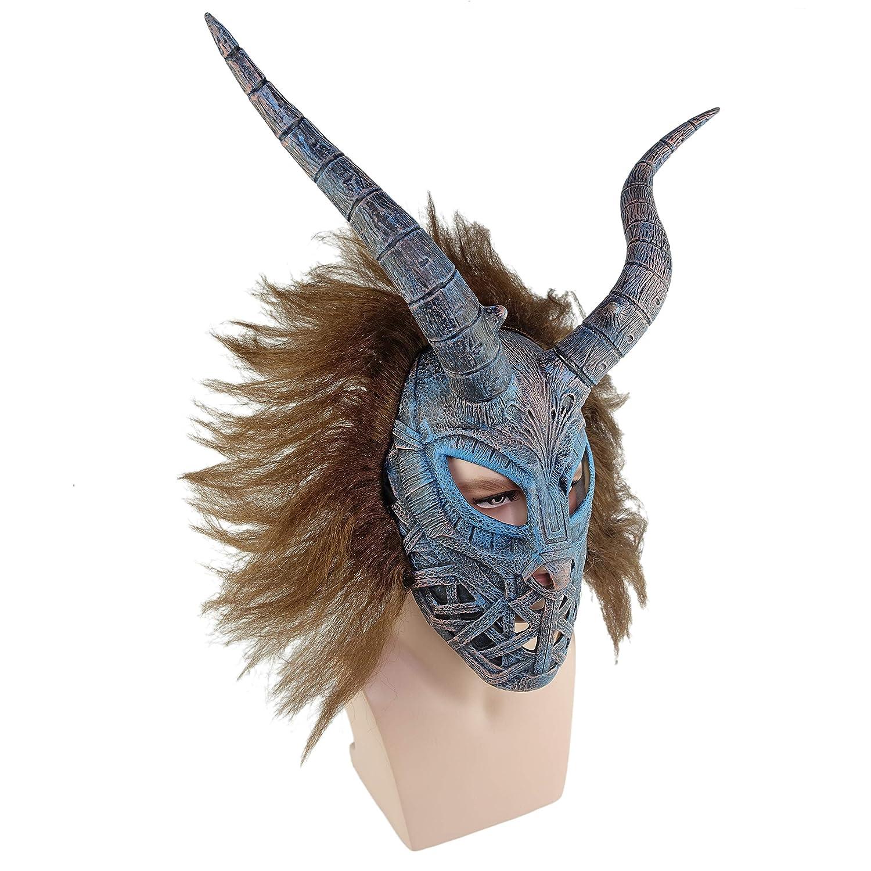 Black Panther Erik Killmonger mask Halloween mask Emulsion Cosplay Helmet Headgear