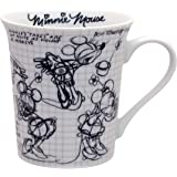 Disney Sketchbook Minnie Mouse Mug