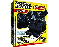 Capa Para Banco Em Nylon - Mista Luxcar Universal