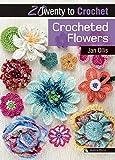 Search Press Books-20 To Make - Crocheted Flowers (Twenty to Make)