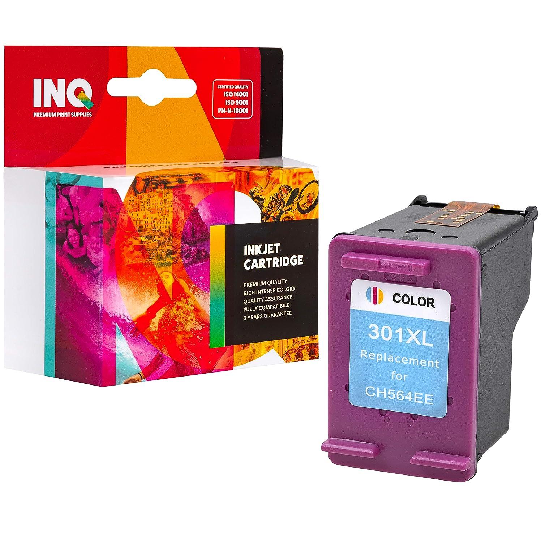 CMY - Cartucho de Tinta para Impresora HP Deskjet 1000/1050/1510 ...
