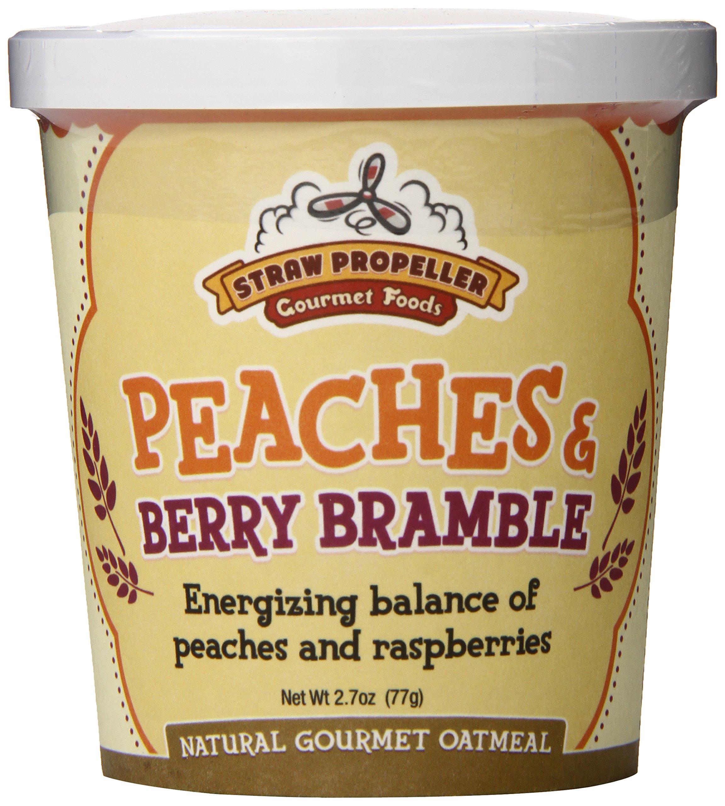 Straw Propeller Gourmet Foods Variety Pack, 2.7 oz, (Pack of 12)