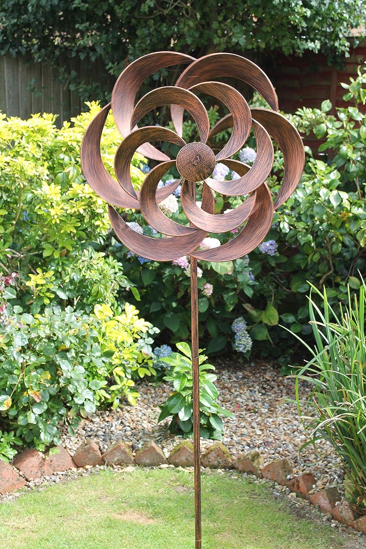 Copper Brushed Wind Spinner