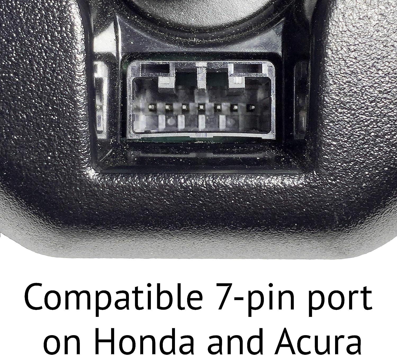 7-pin Type SimpleUSB Mirror to Dashcam Power Adapter