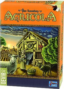 Devir - Agrícola edición 2016, Juego de Mesa (BGHAGR): Amazon.es: Juguetes y juegos