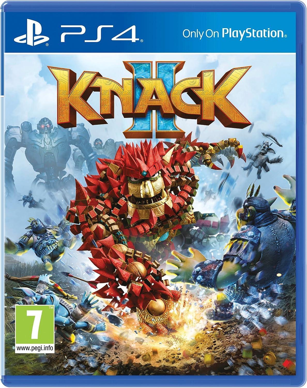 Knack 2 (PlayStation 4) [importación inglesa]: Amazon.es: Electrónica