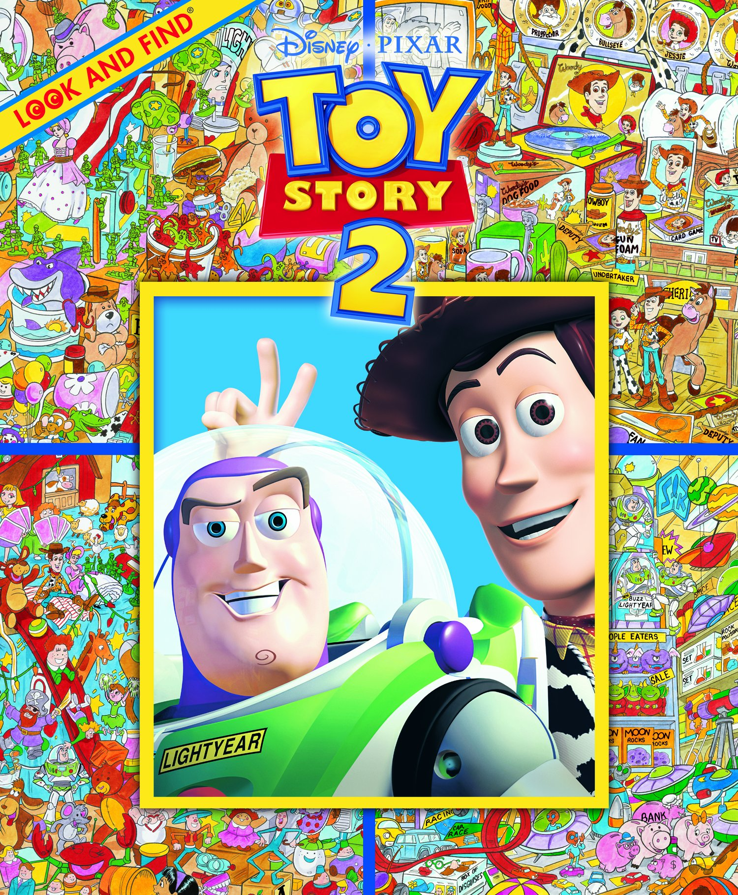 Game Toy Story 2 Racer