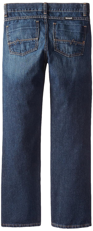 Wrangler Big Boys Husky Authentics Boot Cut Jean