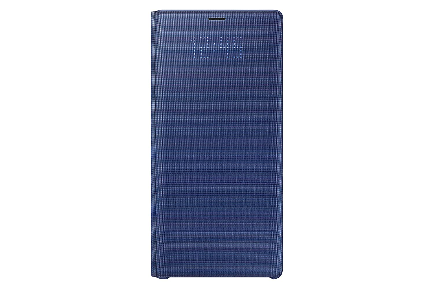 size 40 f28d1 2ac23 Samsung Galaxy Note9 Case, LED View Wallet Cover, Ocean Blue