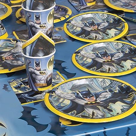 255,1/gram confezione da 8 Batman motivo