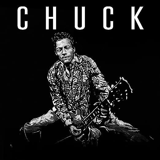 Pochette de l'album 'Chuck' (2017)
