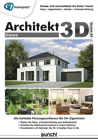 Amazing Architekt 3D X9 Home   Erstellen Sie In Kürzester Zeit Ihr Eigenes  Traumhaus Am PC